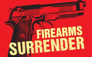 Read more about Firearms Surrender 13th-26th Nov