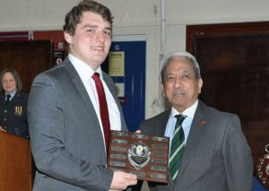 Read more about Awards joy for air cadet squadrons