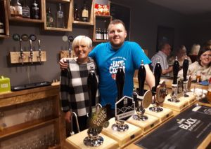 Read more about Local beers on offer at new micropub