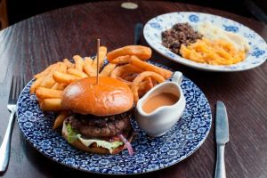 Read more about Haggis burger anyone? Check out the Burns Night special dish - which comes with a whisky sauce
