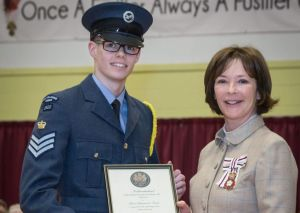 Read more about Bedlington air cadet is flying high