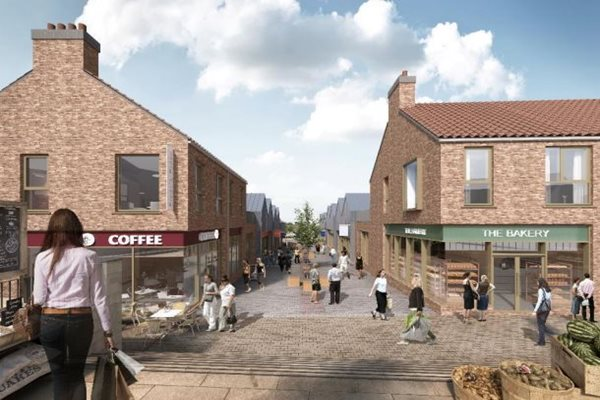 Work behind the scenes continue for Bedlington Town Centre