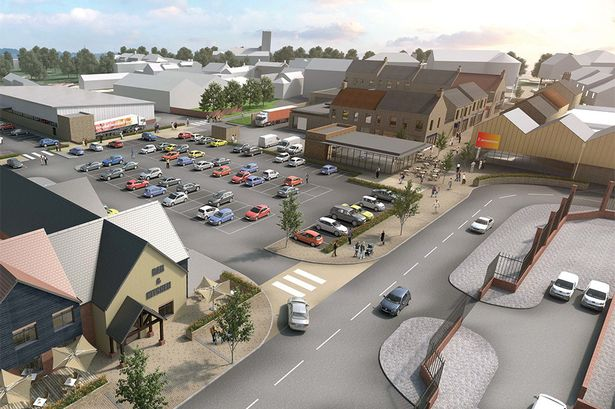 Bedlington redevelopment moves a step closer - with 'well-known' retailer and more shops on the way