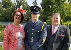 Read more about A palace party reward for air cadet