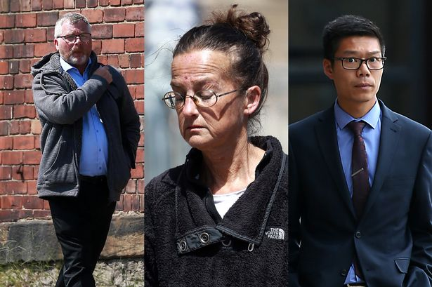 Shallow grave murder and other cases heard in North East courts this week
