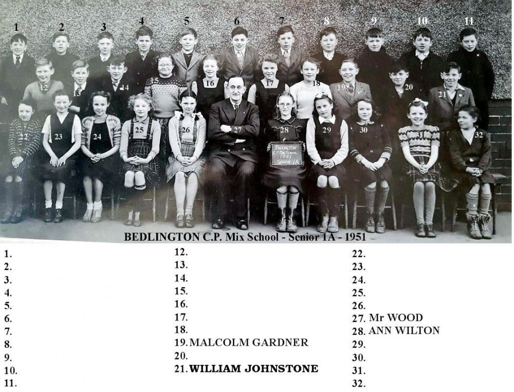 1951 Class Senior 1A named.jpg