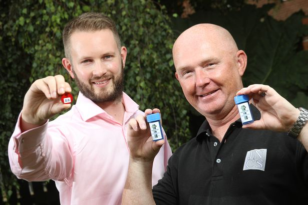 Bedlington entrepreneur's tiny magnetic invention that's set to make a global impact