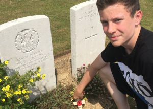 Read more about Bedlington students visit graves of First World War heroes