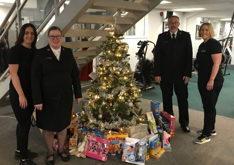 Gym shapes up for toy appeal boost