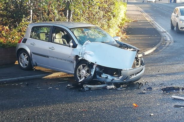 Man appears in court accused of driving offences after Byker car and bus crash left one person seriously injured