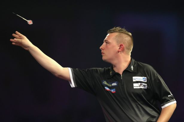 2019 World Darts Championship: Chris Dobey 'full of confidence' ahead of third Alexandra Palace appearance