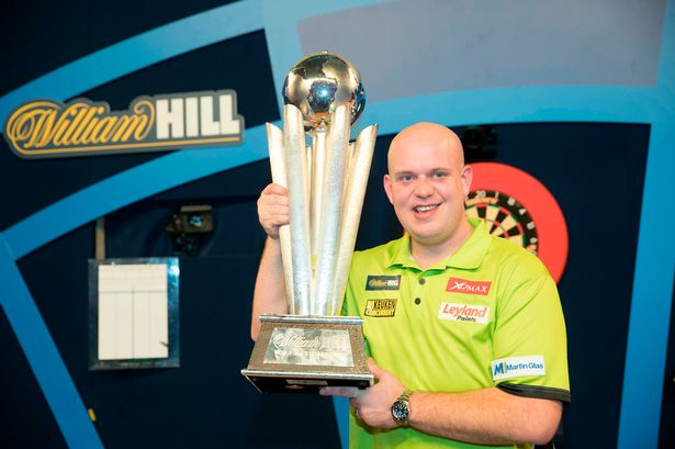 PDC World Darts Championship 2019 TV Details: What channel