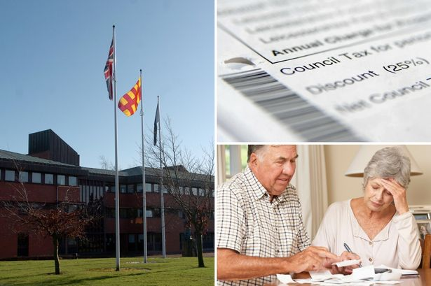 Council tax support in Northumberland will be cut