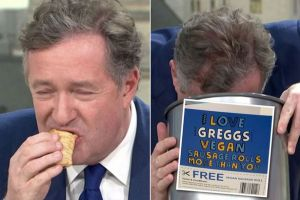 Read more about Newcastle illustrator in disbelief after his Greggs vegan card is used to mock Piers Morgan