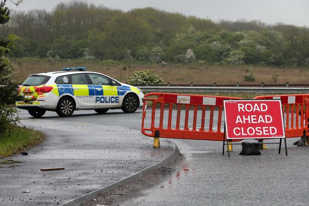 Man charged after collision on A1068 Fisher Lane which left three seriously injured