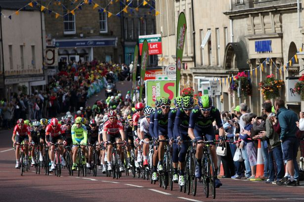 Tour of Britain to make spectacular return to the North East as the route is revealed