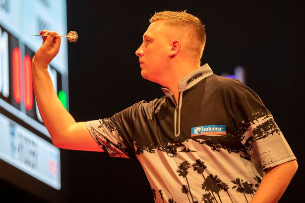Chris Dobey reaches first ever European Tour final to all but assure World Matchplay qualification
