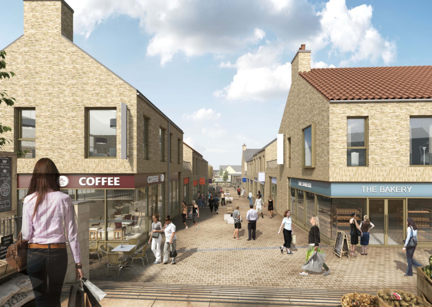 Update on Bedlington town centre scheme