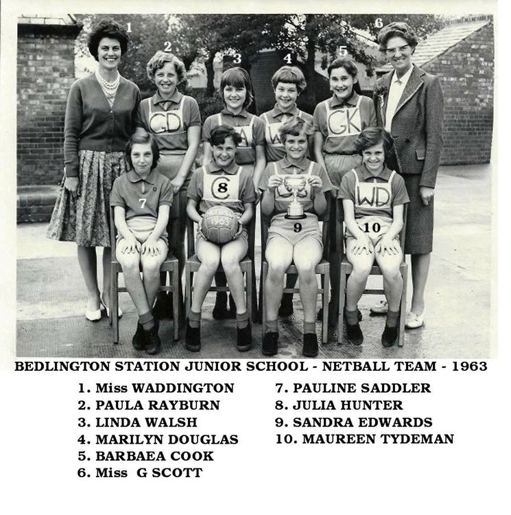 1963 Netball Team named.jpg