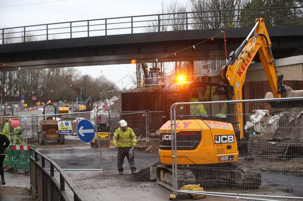 Revealed: The hundreds of thousands pounds worth of fines dished out for late running roadworks