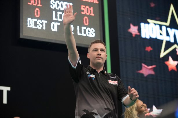 Chris Dobey to return to Newcastle as Premier League darts 'challenger' in March