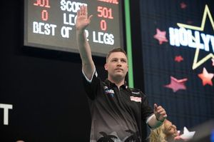 Read more about Chris Dobey to return to Newcastle as Premier League darts 'challenger' in March