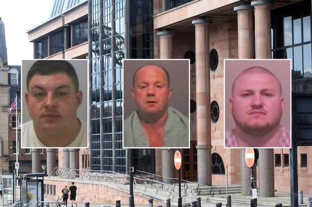 One-punch attackers who have been convicted after hitting out in the North East