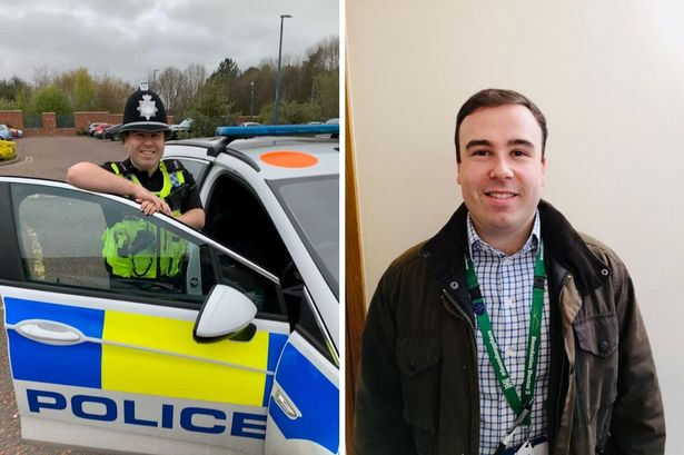 Special constable hangs up his handcuffs to fight coronavirus