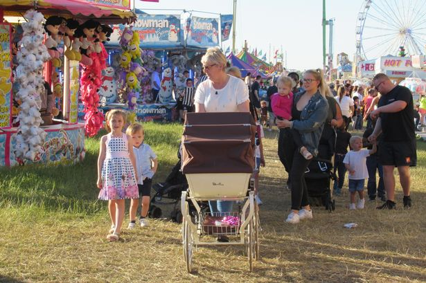 Heartfelt tributes paid to Millie Barrass - the Mary Poppins of the Hoppings