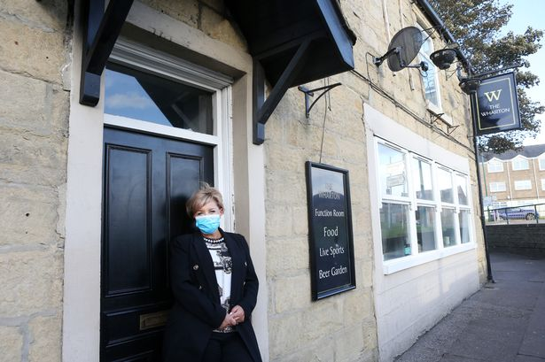 Landlady 'feels like plague victim' after pub shut down over Covid rule-breaking