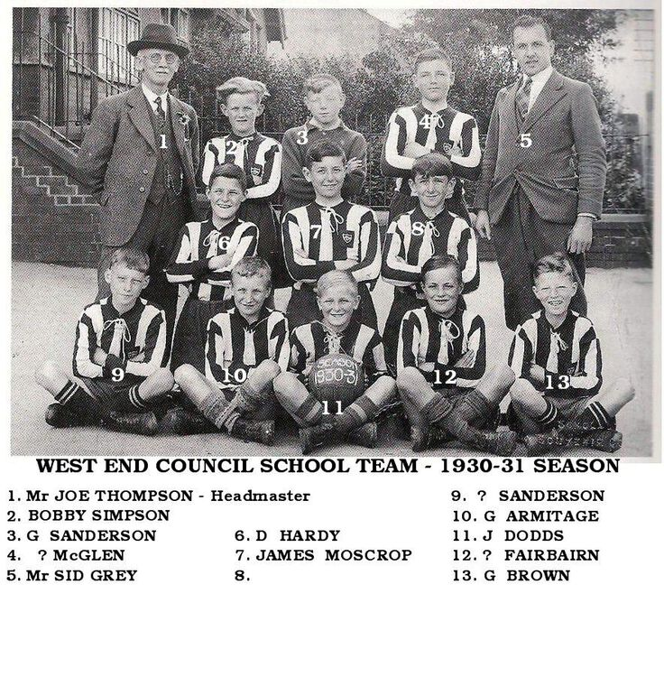 1930-31 West End Council school named.jpg