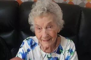 Read more about 'True inspiration' great-great-gran celebrates 100th birthday